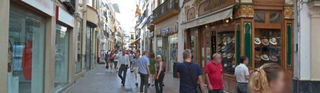 Locales Comerciales en Sevilla, Calle Sierpes.