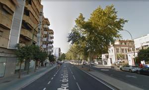 Avenida Cruz del Campo