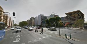 Avenida San Francisco Javier