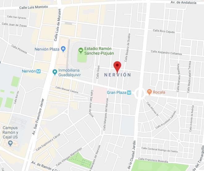 Vivir en el barrio de Nervión
