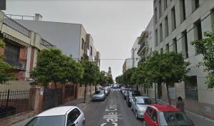 Calle Cristo de la Sed